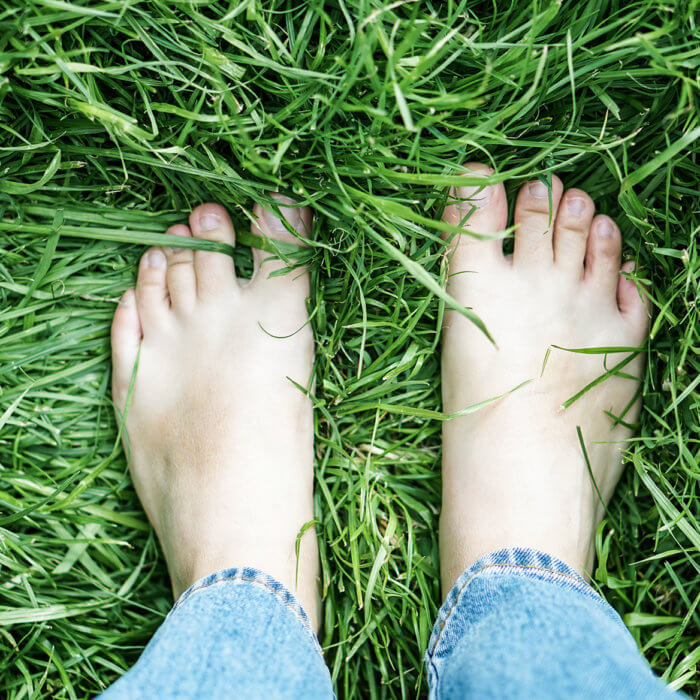 From Hippie to Healthy – the science of 'Earthing'